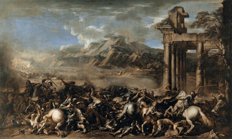 Battle of Pharsalus ravenseniors SH 201415 P6 Battle of Pharsalus