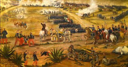 Battle of Puebla May Holidays in Mexico La Batalla de PueblaThe Battle of Puebla