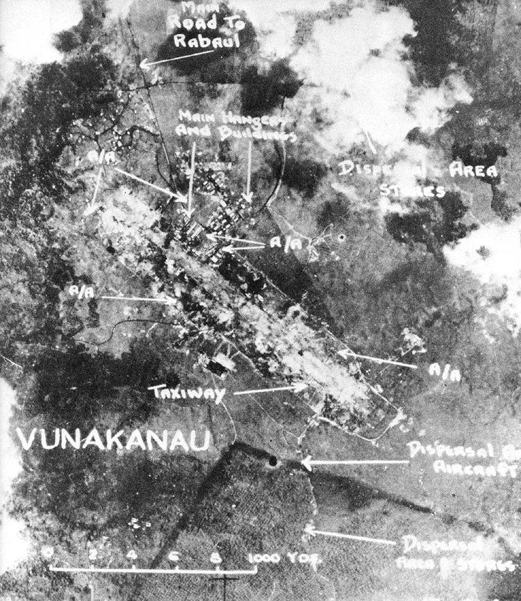 Battle of Rabaul (1942) The Pacific War Online Encyclopedia Rabaul