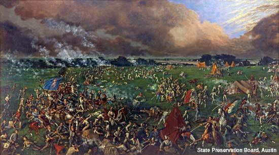 Battle of San Jacinto Battle of San Jacinto United States history Britannicacom