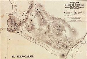 Battle of San Juan and Chorrillos httpsuploadwikimediaorgwikipediacommonsthu