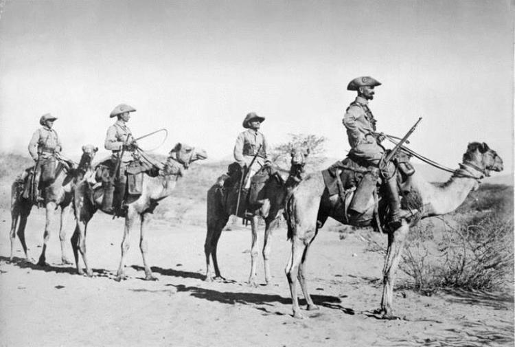 Battle of Sandfontein 26 September 1914 Betrayal At Sandfontein The Great War Blog