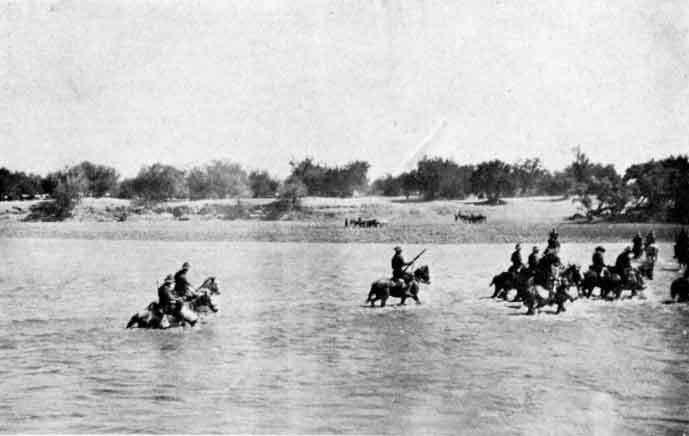 Battle of Sandfontein The Soldier39s Burden