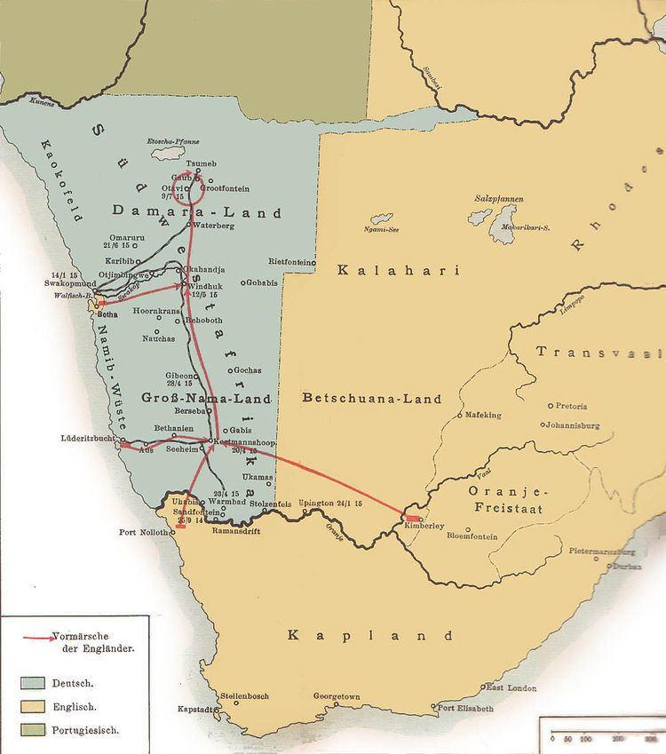 Battle of Sandfontein Battle of Sandfontein Wikipedia