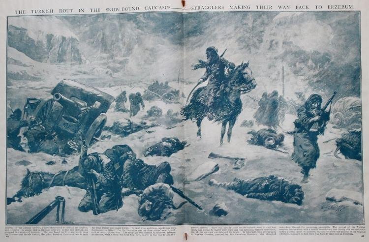 Battle of Sarikamish wwwwwitodaycomimages6309IMG3360BattleofSa