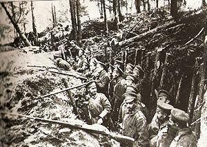 Battle of Sarikamish Battle of Sarikamish Wikipedia