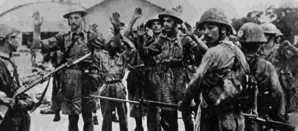 Battle of Singapore Was Winston Churchill to Blame for the Fall of Singapore Armchair