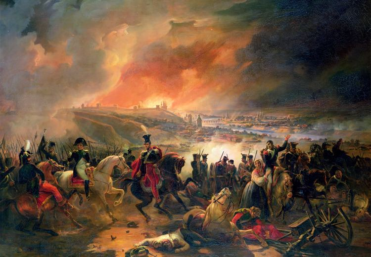 Battle of Smolensk (1812) FileBattle of Smolensk 1812png Wikimedia Commons