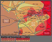 Battle of Smolensk (1941) httpsuploadwikimediaorgwikipediacommonsthu