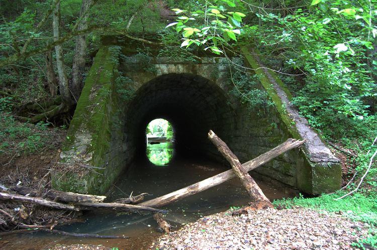 Battle of Sulphur Creek Trestle Battle of Sulphur Creek Trestle Noncontributing Resources