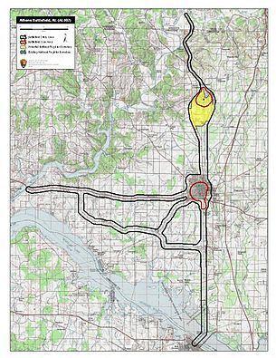 Battle of Sulphur Creek Trestle Battle of Sulphur Creek Trestle Wikipedia