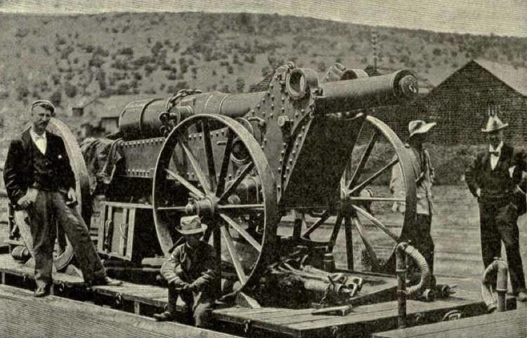 Battle of Talana Hill Chapter Five Talana Hill
