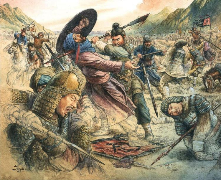 Battle of Talas 99 Tang 17 The Battle of Talas The History of China