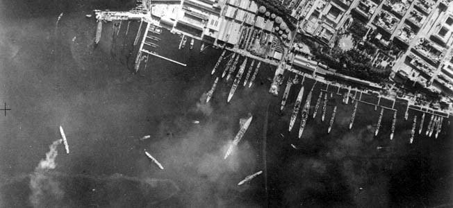 Battle of Taranto The Battle of Taranto Prelude to Pearl Harbor