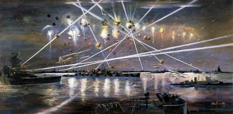 Battle of Taranto 11th November 1940 Bi planes smash Italian Fleet at Taranto
