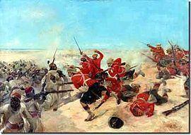 Battle of Tell El Kebir Battle of TelelKebir WikiVisually
