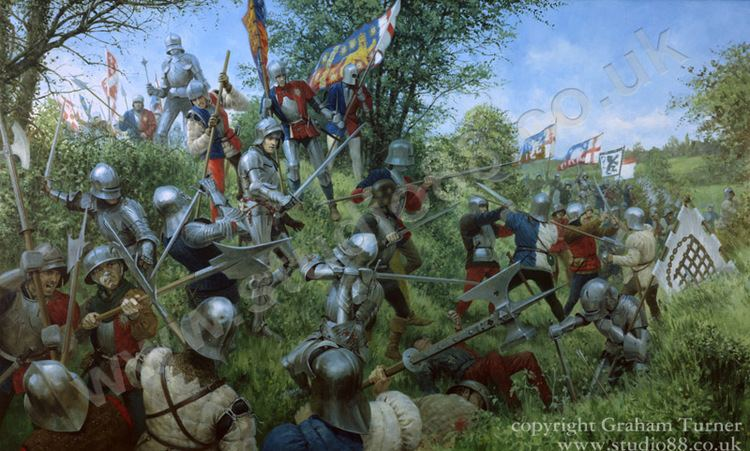 Battle of Tewkesbury Studio 88 Limited The Battle of Tewkesbury 4th May 1471