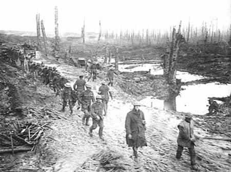 Battle of the Ancre Ancre Battle in Nov 1916