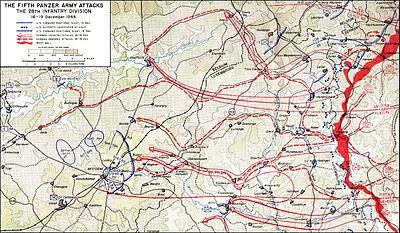 Battle of the Bulge Battle of the Bulge Wikipedia