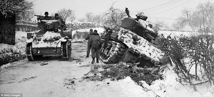 Battle of the Bulge Vivid new Battle of the Bulge photos offer neverbeforeseen look at