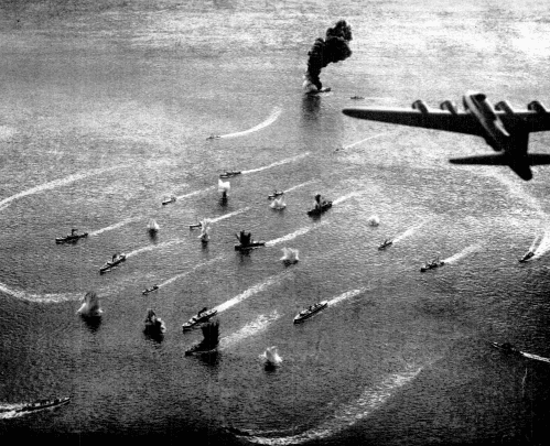 Battle of the Coral Sea Battle of the Coral Sea WWII