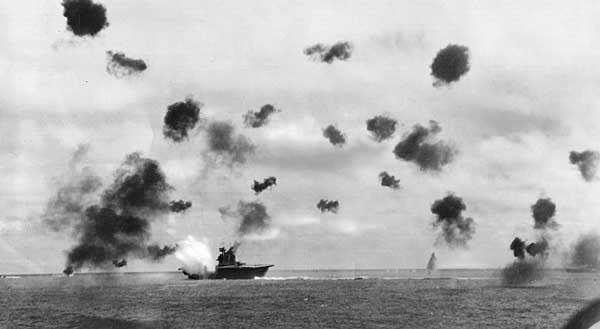 Battle of the Coral Sea Battle of the Coral Sea JapaneseUnited States history