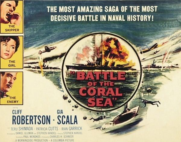 Battle of the Coral Sea (film) movie scenes Maritime Monday for October 14th 2013 Why We Love Movies About Submarines gCaptain