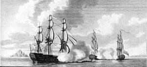 Battle of the Mona Passage httpsuploadwikimediaorgwikipediacommonsthu