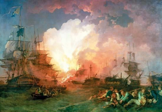 Battle of the Nile Battle of the Nile EgyptianEuropean history Britannicacom