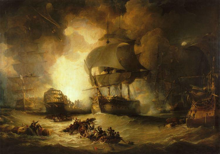 Battle of the Nile httpsuploadwikimediaorgwikipediacommons00