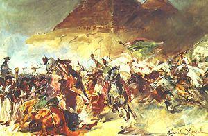 Battle of the Pyramids Battle of the Pyramids New World Encyclopedia