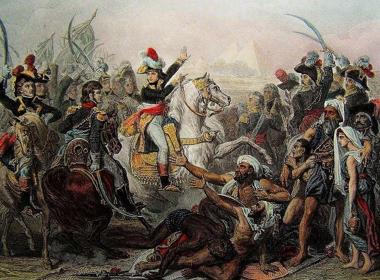 Battle of the Pyramids Jean Lannes Alexandria