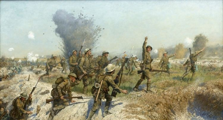 Battle of the Somme Battle Of The Somme Artwork Creative Centenaries
