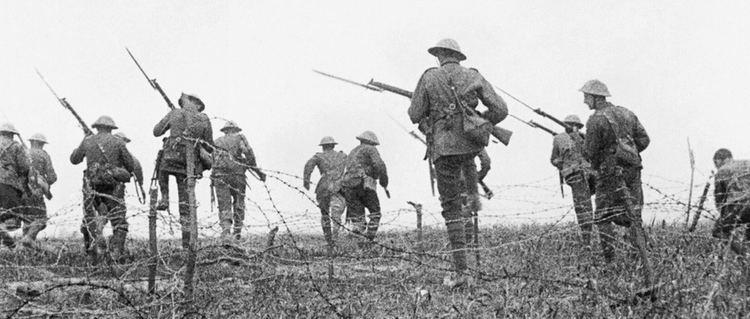 Battle of the Somme The Battle of the Somme 1916 First World War Centenary