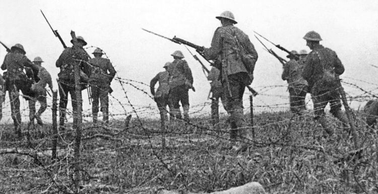 Battle of the Somme wwwhistorylearningsitecoukwpcontentuploads2