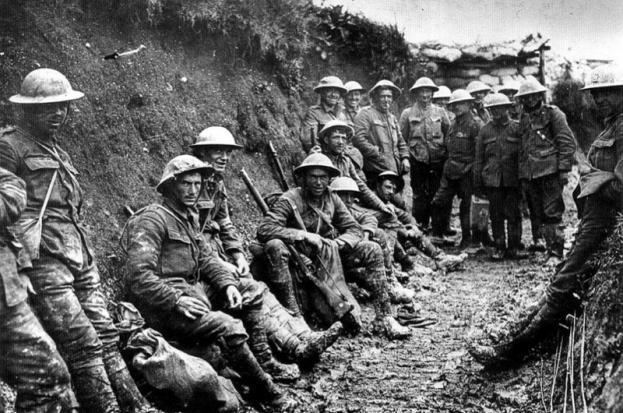 Battle of the Somme July 1 1916 The Battle of the Somme General Haig39s Murderous