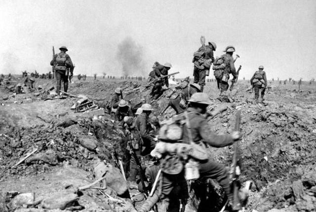 Battle of Thiepval Ridge Battles of Morval and Thiepval Ridge Mental Floss