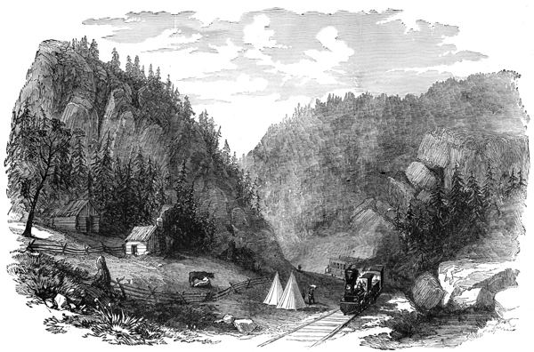 Battle of Thoroughfare Gap Thoroughfare Gap Descendants of the 88th Pennsylvania Volunteer