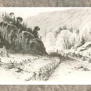 Battle of Thoroughfare Gap Battle of Thoroughfare Gap 150th Events Home The Journey