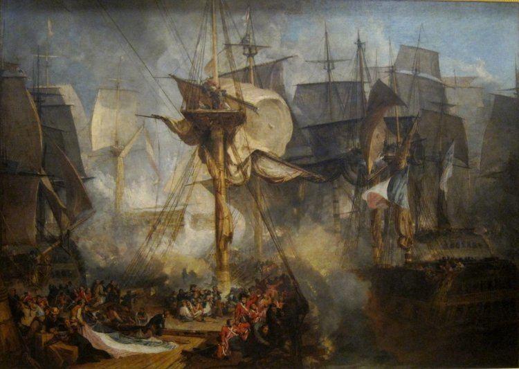 Battle of Trafalgar httpsuploadwikimediaorgwikipediacommonsdd