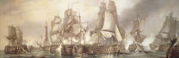 Battle of Trafalgar Battle of Trafalgar Oct 21 1805 HISTORYcom
