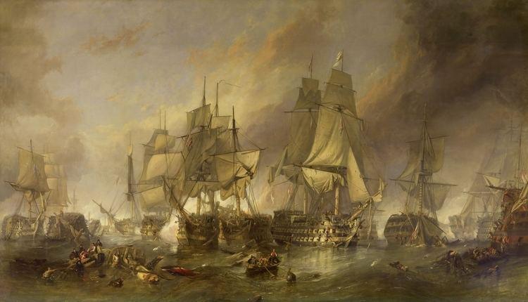 Battle of Trafalgar Battle of Trafalgar Familypedia Fandom powered by Wikia
