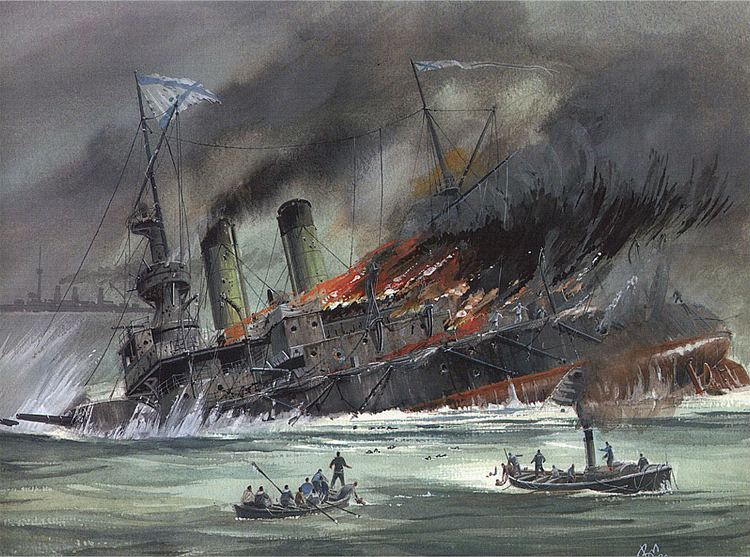 Battle of Tsushima - Alchetron, The Free Social Encyclopedia