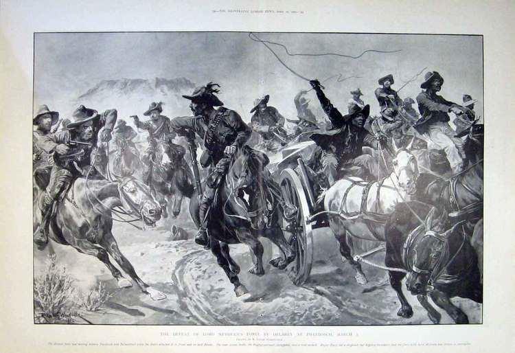Battle of Tweebosch httpsuploadwikimediaorgwikipediacommons88