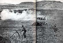 Battle of Vaal Krantz httpsuploadwikimediaorgwikipediacommonsthu