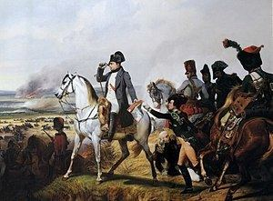 Battle of Wagram Battle of Wagram Wikipedia