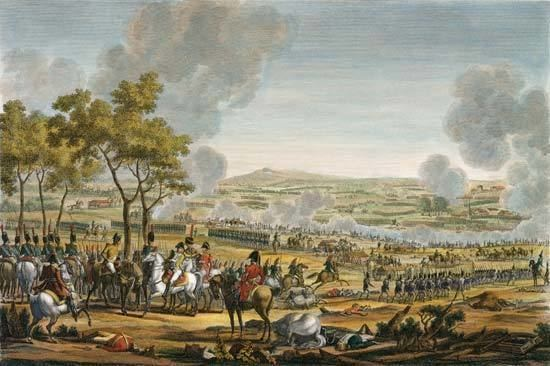 Battle of Wagram Battle of Wagram European history Britannicacom