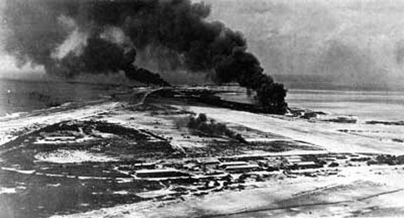 Battle of Wake Island Wake Island 1941