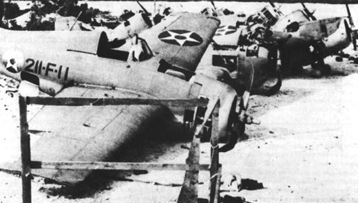 Battle of Wake Island HyperWar A Magnificent Fight Marines in the Battle for Wake Island