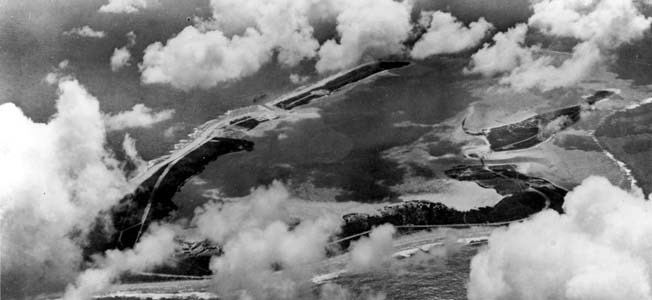 Battle of Wake Island Warfare History Network An Unsteady Victory at the Battle of Wake
